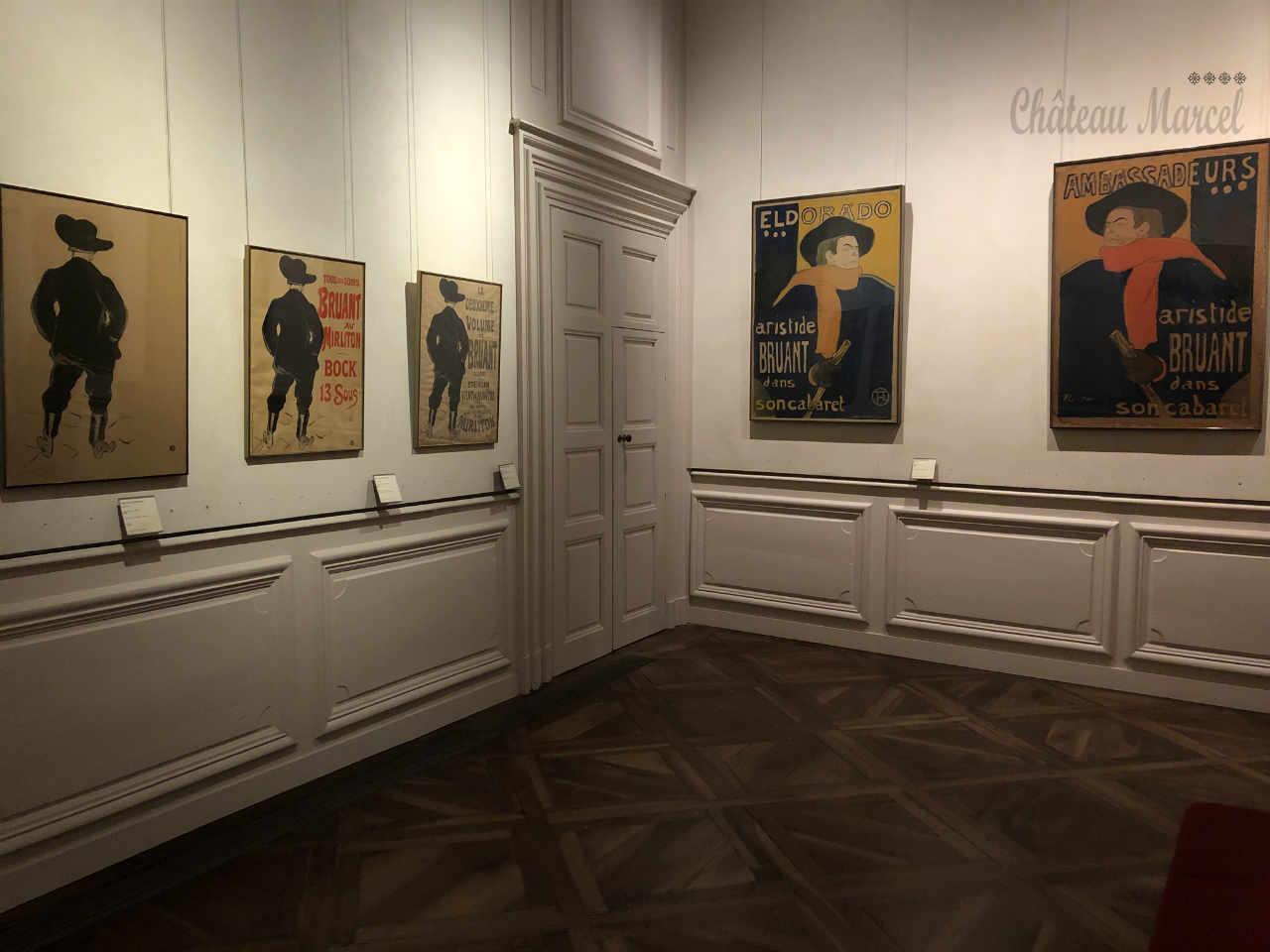 Museum De Toulouse Lautrec