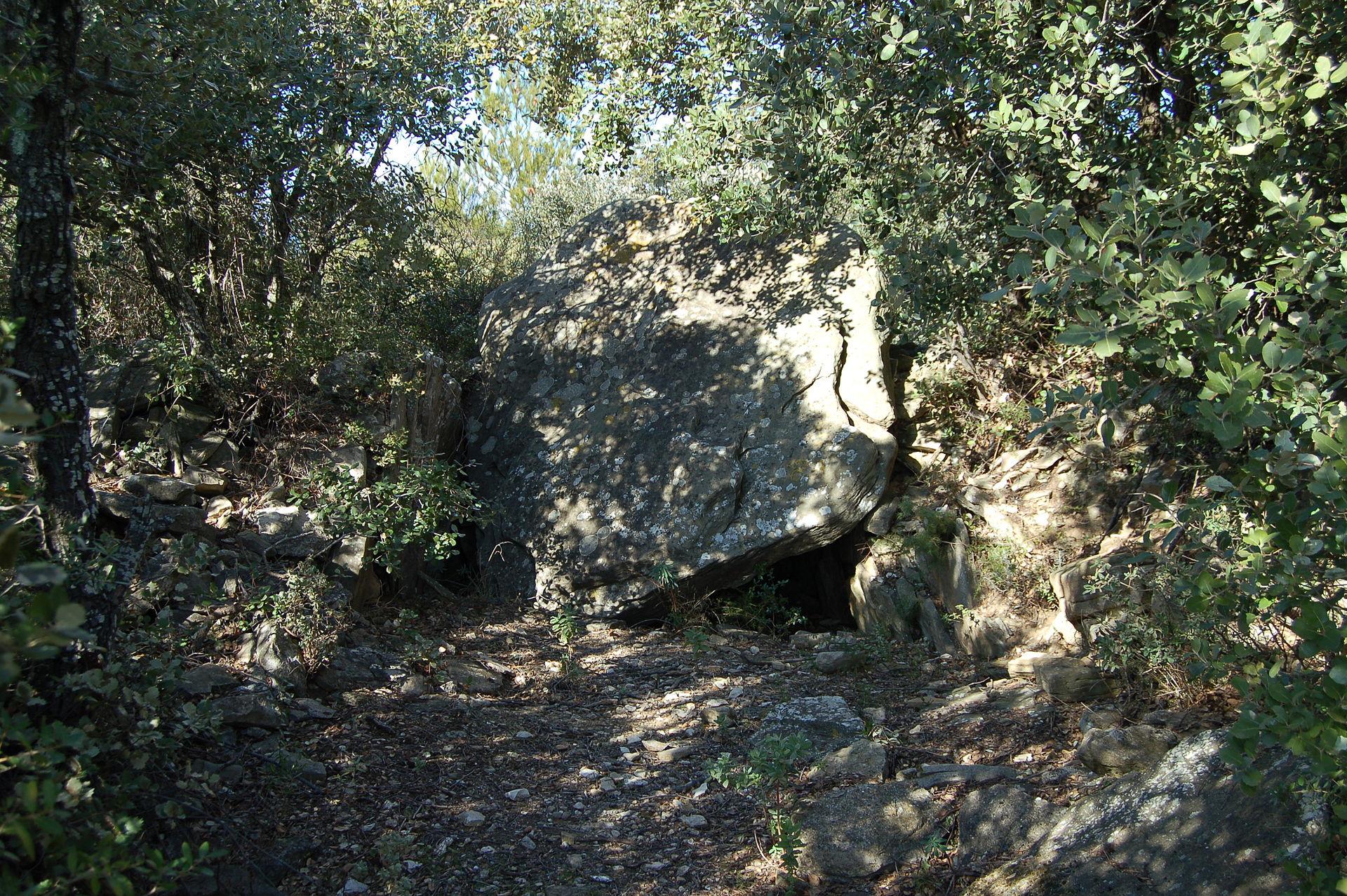 Grotte d'Aldène