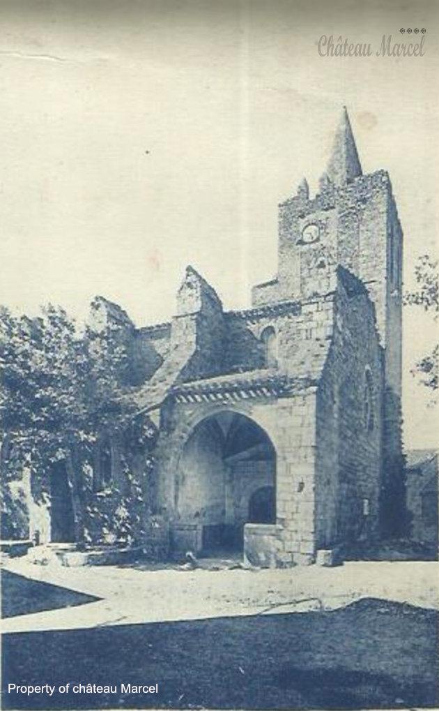 Église Saint-Geniès